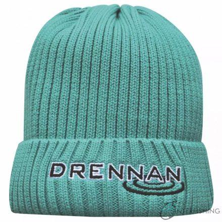 Drennan Knitted Beanie - Aqua
