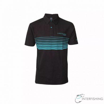 Drennan Black Lines Polo - XL