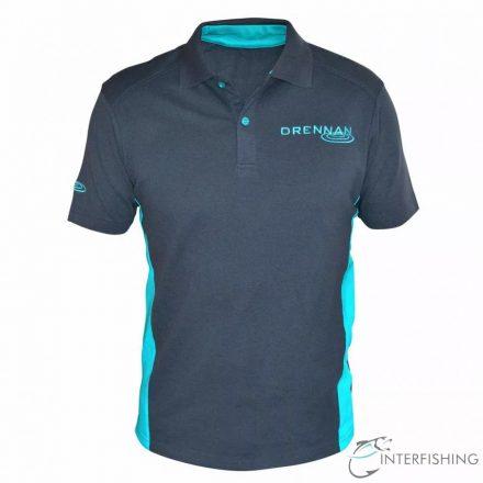 Drennan Polo Shirt Grey - XL