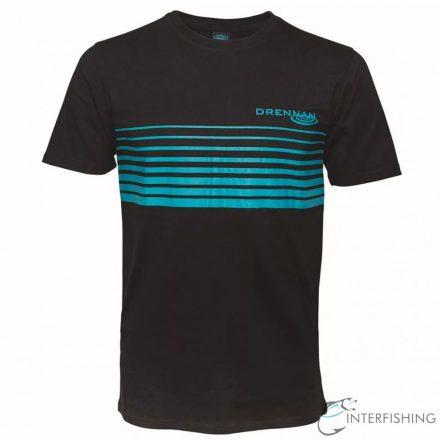 Drennan T-Shirt Black - 4XL