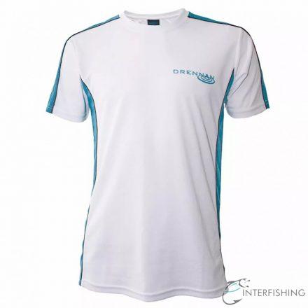 Drennan Performance T-Shirt White - 4XL