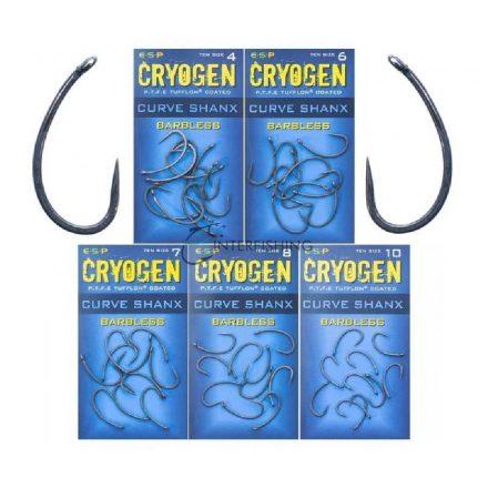 ESP Cryogen Curve Shanx Barbless 4 horog