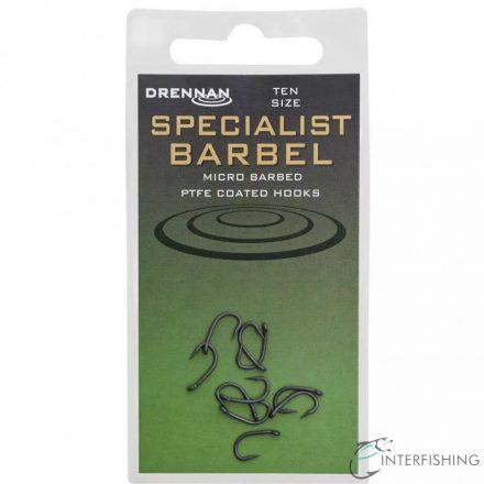 Drennan Super Specialist Barbel 05 horog