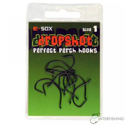 E-SOX Dropshot Hook Size 1