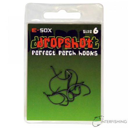 E-SOX Dropshot Hook Size 6