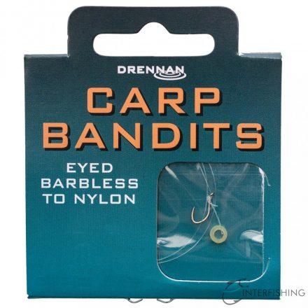 Drennan Bandit Carp 18-4 lb előkötött horog
