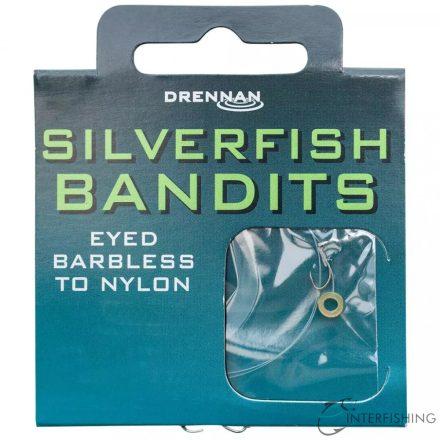 Drennan Bandit Silverfish 16-3.8 lb előkötött horog