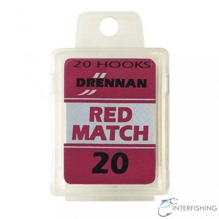 Drennan Red Match 20 horog