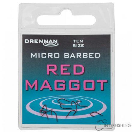 Drennan Red Maggot 20 horog