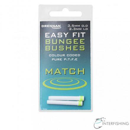 Drennan Easy Fit Bungee Bush Match 2.3mm teflonbetét
